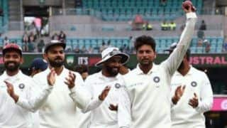 Indvsl kuldeep yadav mickey arthur opposes idea of four day tests 3904283