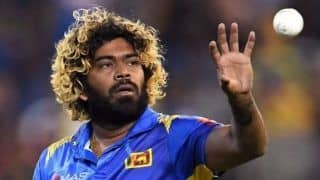 Ind vs sl lasith malinga ready to quit captaincy after 0 2 defeat against india 3907790