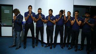 IND vs SL: Amid CAA Protests, Lasith Malinga-Led Sri Lanka Arrive in Guwahati For T20I Series Opener Against India