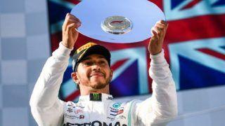 British Formula One Racer Lewis Hamilton Pledges to Donate $500,000 for Bushfire Victims in Australia