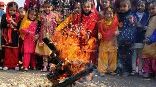 Happy Lohri 2020: Twitterati Celebrates the Harvest Festival With Warm Wishes and Greetings