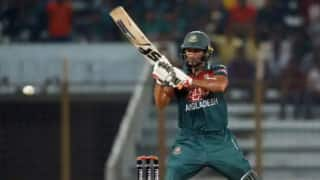 Bangladesh tour of Pakistan 2020: Not thinking about security just playing cricket, says Mahmudullah