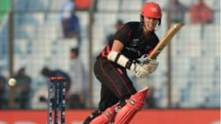 New zealand a vs india a 3rd unofficial odi mark chapmans century help hosts clinch the series by 2 1 3921877