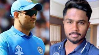 Indvnz ms dhoni out sanju samson dropped from t20 squad rohit sharma comes back 3907672