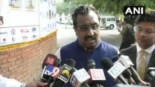 'Two Major Restrictions in Jammu and Kashmir of Which One Resolved,' Says BJP's Ram Madhav
