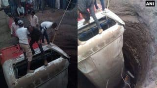 Over 20 Killed as Bus, Auto Fall in Well After Collision in Nashik, 30 Rescued Thus Far