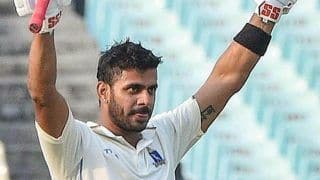 'Difficult to Digest': Manoj Tiwary Opens up About IPL Snub After Maiden Tripl Ton