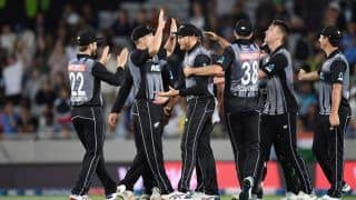 IND vs NZ 1st T20I: Ross Taylor Feels New Zealand Bowlers Didn't Put Enough Pressure on Indian batsmen