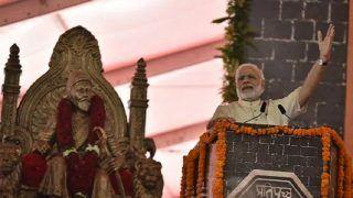 BJP Leader's Book Compares Shivaji to PM Modi, Sena Fumes