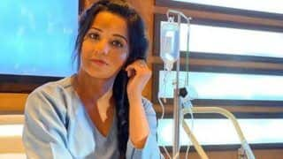 Bhojpuri Actor And Nazar Fame Monalisa Hospitalised, Shares Picture From Hospital Bed