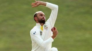 Nathan lyon i am totally against 4 day tests hope icc is not even considering 3896086