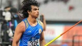 My Performance Gives Me Hope For Medal Finish at Tokyo Games: Neeraj Chopra