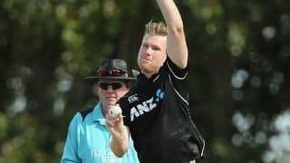 George Walker Stars With Ton as New Zealand A Beat India A by 29 Runs in 2nd Unofficial ODI to Level Series 1-1