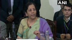 Nirmala Sitharaman Slams States For Denying to Implement CAA, Calls Move    Unconstitutional