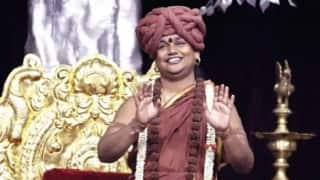 Interpol Issues Notice to Locate Self-styled Godman Nithyananda: Gujarat Police