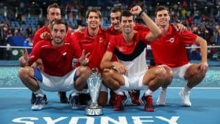 Novak Djokovic Beats Rafael Nadal, Leads Serbia to ATP Cup Title in Sydney