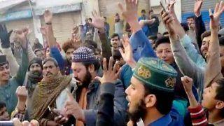 ननकाना साहिब गुरुद्वारे पर पथराव को लेकर भारत ने पाक को लताड़ा, कहा- सिखों की सुरक्षा सुनिश्चित करे पाकिस्तान सरकार