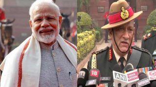 पीएम मोदी ने सीडीएस बनने पर जनरल रावत को दी बधाई, कहा- वह उत्कृष्ट अधिकारी हैं