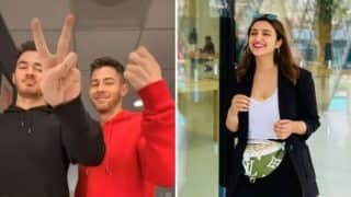 Parineeti Chopra Trolls 'Jiju' Nick Jonas For His First-ever Tik Tok Video With Brother Kevin Jonas
