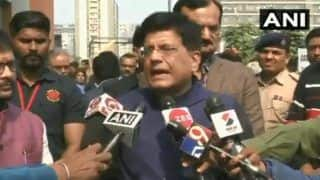 Piyush Goyal Urges People to Promote Local Goods, Gift Indigenous Products on Festivals