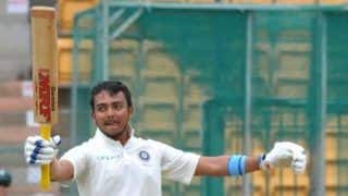 India a vs new zealand a prithvi shaw cleared yo yo test ahead of ind a vs nz a series 3909908