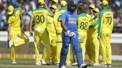 India vs Australia, 3rd ODI: टॉस जीतकर पहले बल्लेबाजी करेगी ऑस्ट्रेलिया