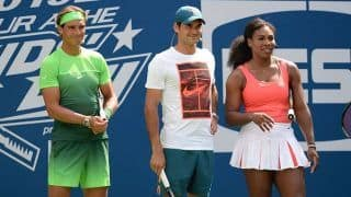 Roger Federer, Serena Williams, Rafael Nadal to Raise Funds For Australia Bushfire Relief Work
