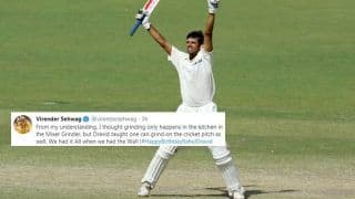Rahul Dravid Turns 47; Virender Sehwag to Ajinkya Rahane & How Twitter Wished The Wall | POSTS