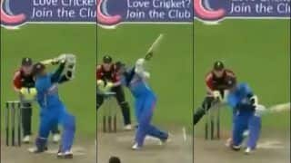 Rahul Dravid Turns 47: Relive When The Wall Hit Hat-trick of Sixes off Samit Patel on His Birthday | WATCH VIDEO
