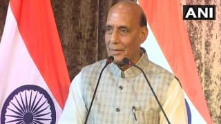 Pakistan, 'Even America' Are Theocratic States, India is Secular: Rajnath
