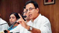 जीडीपी आंकड़ों से पता चलता है कि 'करो-ना' वायरस ने सरकार को पंगु बना दिया: कांग्रेस