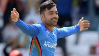 Rashid Khan: I Will Get Married Once Afghanistan Win The Cricket World Cup