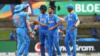 ICC U-19 World Cup 2020: Ravi Bishnoi Picks 4 Wickets, India Bowl Out Japan for 41, Joint Lowest Score in History