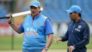 Ravi shastri ms dhonis t20 career hasnt yet ended 3904217