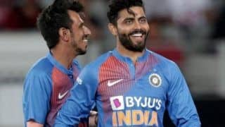 Ind vs nz auckland t20i ravinder jadeja jasprit bumrah restriects new zealand to 132 5 3921981