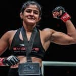 Wrestler-Turned-MMA Fighter Ritu Phogat Aims to Continue Winning Streak at ONE Championship