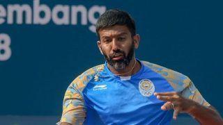 Australian Open 2020: Rohan Bopanna, Ukrainian Partner Lose in Straight Sets, Indian Challenge Ends