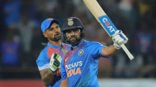 Ind vs aus mumbai odi australia opted to bowl first kl rahul shikhar dhawna rohit sharma in playing xi 3909130