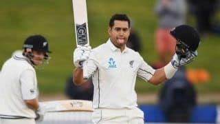 Ross Taylor Becomes New Zealand's Top Run-Getter in Tests