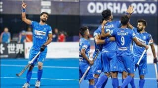 Rupinder Singh Stars as India Thrash Netherlands 5-2 in FIH Pro League 2020