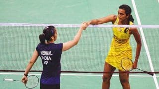 Saina Nehwal, PV Sindhu On Track to Face Each Other in Round 2 of Indonesia Masters