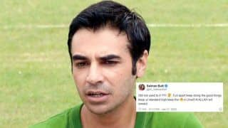 Keep Your Standards High   ! Butt Takes Dig at PCB Over Akmal's Omission | POST