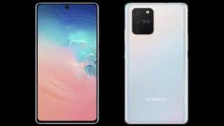 Galaxy S10 Lite Launch 2020: Samsung Galaxy S10 Lite to Cost Rs 39,990, Pre-order From Jan 23