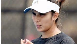 Let's Wait and Watch, No Need to Overreact: Sania Mirza