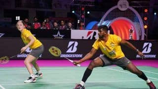 Premier Badminton League 2020: Satwiksairaj Rankireddy, Lakshya Sen Win as Chennai Superstarz Beat Hyderabad Hunters to Win Season Opener