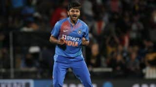 Shardul Thakur Becomes 1st India Cricketer To Resume Outdoor Training Post COVID-19 Lockdown