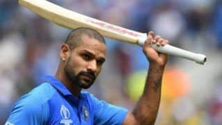 Sports news today january 21 shikhar dhawan ruled out of new zealand tour after injuring his shoulder during australia odis says reports 3916592