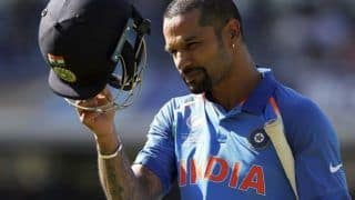 K srikkanth i wont pick shikhar dhawan in the t20 wc squad there is no competition between him and kl rahul 3900144