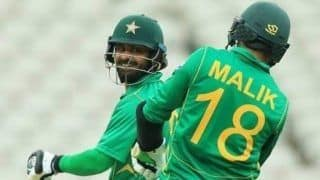 Shoaib Malik, Mohammad Hafeez Return to Pakistan Squad for Bangladesh T20I Series