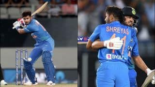 Ind vs NZ: Shreyas Iyer Reacts After Auckland Heroics During 1st T20I, Says 'Going to Remember This For Long Time' | SEE POST